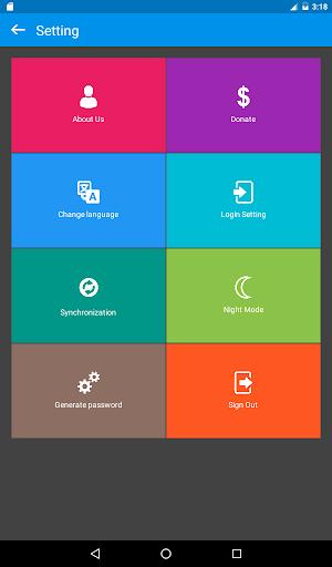 Password Saver 5.0 Screenshots 17