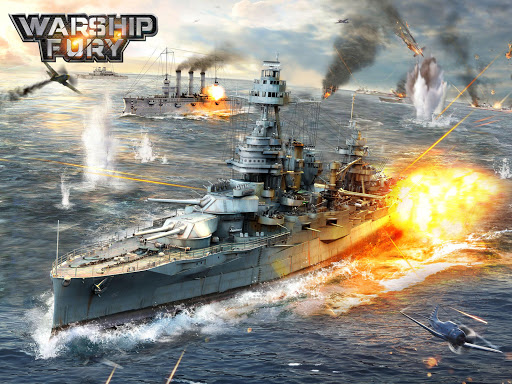 Warship Fury android2mod screenshots 13