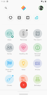 Memorigi: To-do List, Tasks, Calendar, & Reminders Screenshot