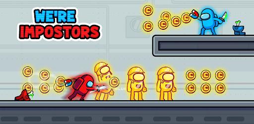 We're Impostors : Kill Together Versi 1.3.4