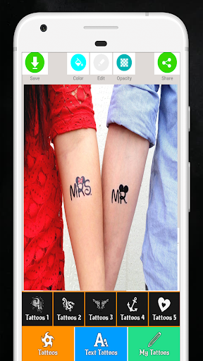 Tattoo Maker - Love Tattoo Maker  Screenshots 6
