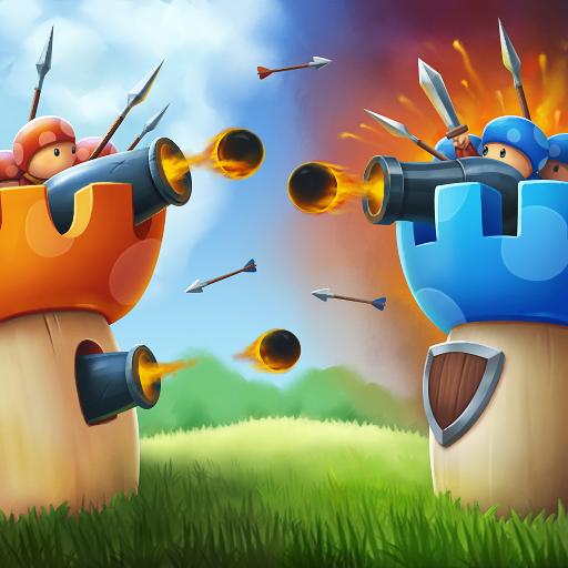 Mushroom Wars 2 - 壮大なタワーディフェンスRTS