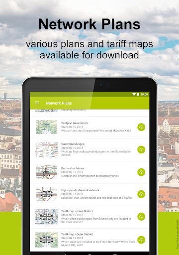 MVV-App u2013 Munich Journey Planner & Mobile Tickets  Screenshots 15