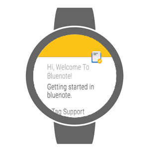 Bluenote - Diary Journal Notebook
