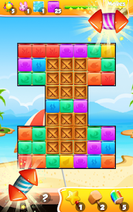 Cubes Bricks Blast