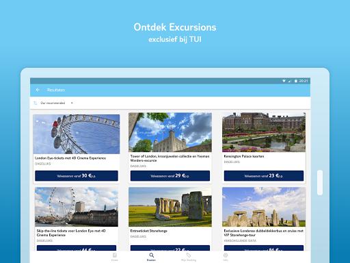 TUI Nederland Reisapp - Vakantie, vluchten, hotels modavailable screenshots 10