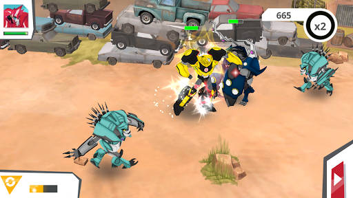 Transformers: RobotsInDisguise  Screenshots 4