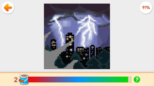 ARTNUM - Color by Number & Pixel Art v1.0.14 screenshots 7