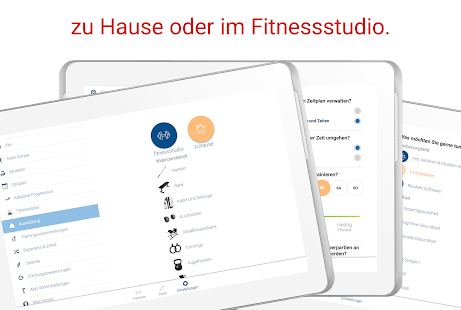 BodBot Personal Trainer: Workout & Fitness Coach Screenshot