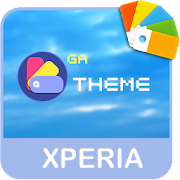 XPERIA ON™ | City Blue Theme