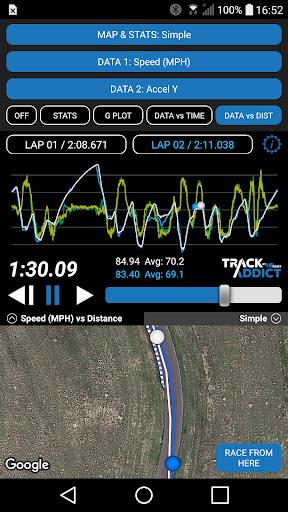 TrackAddict  Screenshots 4