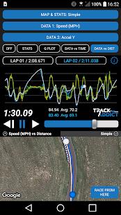 TrackAddict 4.7.1 Screenshots 4