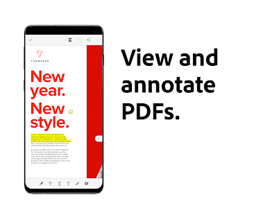 Adobe Acrobat Reader: PDF Viewer, Editor & Creator 21.7.0.18750 Screenshots 3