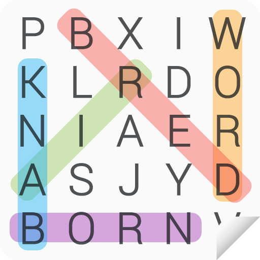 Word Search - Free Word Game