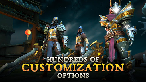 Dungeon Hunter 5 u2013 Action RPG android2mod screenshots 4