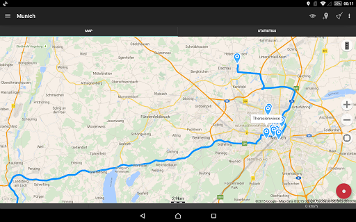 Geo Tracker - GPS tracker 4.0.2.1750 Screenshots 8