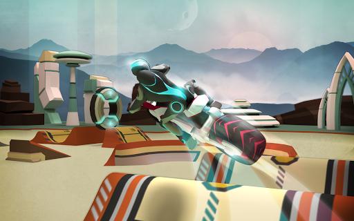 Gravity Rider: Extreme Balance Space Bike Racing 1.18.4 Screenshots 14