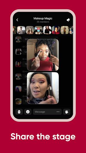 Airtime   A live social space  Screenshots 4