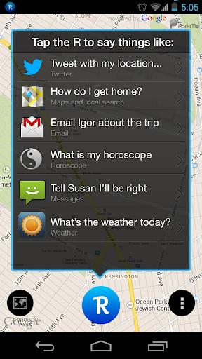 Robin - AI Voice Assistant 5.50 Screenshots 8