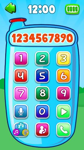 Baby Phone for Kids - Toddler Games apktreat screenshots 1