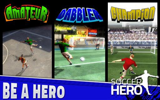 Soccer Hero 2.38 screenshots 9