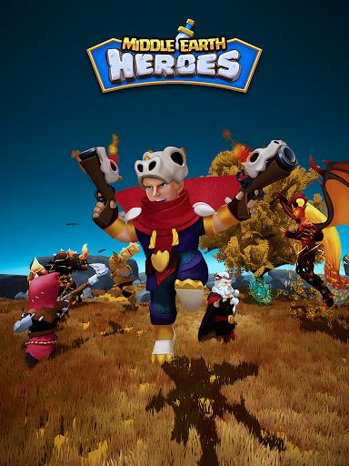 Middle Earth Heroes apktram screenshots 17