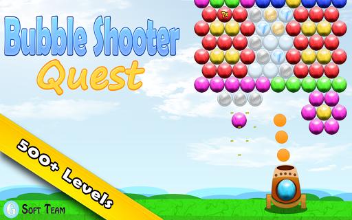 Bubble Shooter Questu00ae 1.5.3 screenshots 8