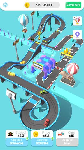 Idle Racing Tycoon-Car Games 1.6.0 screenshots 11