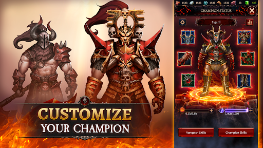 Warhammer: Chaos & Conquest - Total Domination MMO 2.10.12 screenshots 2