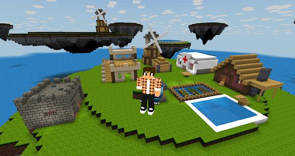 Sky & Block Race 3D : multiplayer 1