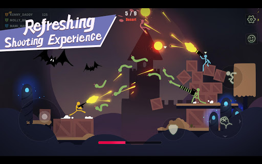 Stick Fight: The Game Mobile 1.4.21.18813 Screenshots 9