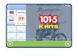 screenshot of Mini Radio Player