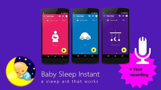 Baby Sleep Mod Apk🍼 White noise lullabies for newborns (Premium /Paid Unlocked) 10