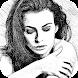 ポートレートスケッチ - Portrait Sketch - Androidアプリ