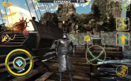 Ninja Samurai Assassin Hero IV Medieval Thief 1.1.4 screenshots 14