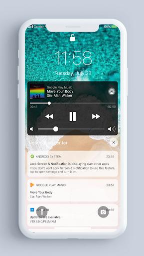 Lock Screen & Notifications iOS 14 2.2.3 Screenshots 2