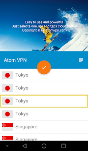 How to Run Atom VPN (100% free) for PC (Windows 7,8, 10 and Mac) 2