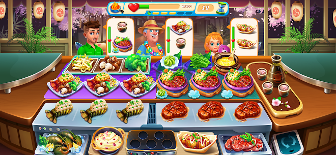 Cooking Love Premium – cooking game madness fever 4