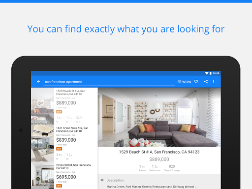 Real Estate sale & rent Trovit 4.47.5 Screenshots 9