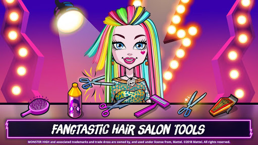 Monster Highu2122 Beauty Shop: Fangtastic Fashion Game  Screenshots 14