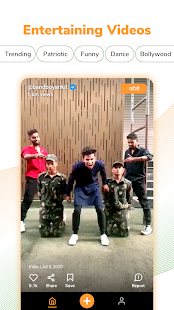 Hind - Indian Video app Screenshot