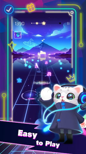 Sonic Cat - Slash the Beats 1.4.60 screenshots 2
