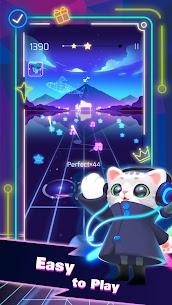Sonic Cat Mod Apk- Slash the Beats (UNLIMITED DIAMONDS) 2