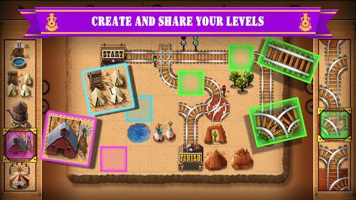Rail Maze 2 : Train puzzler screenshots 2