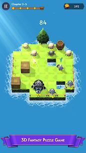 Puzzle Battle: The Hunter Mod Apk 1.10 (Lots of Money) 1