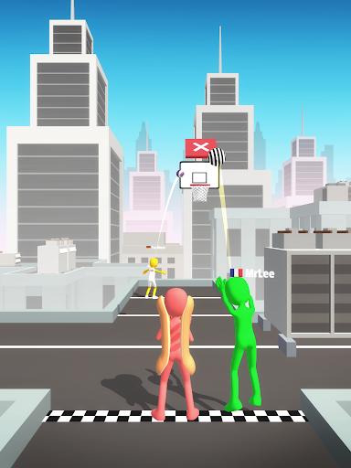 Five Hoops - Basketball Game apkmr screenshots 13