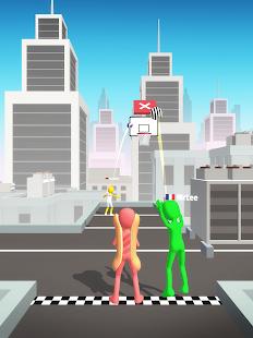 Five Hoops - Basketball Game screenshots 13
