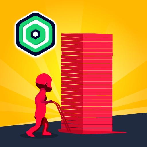 Baixar Color Blocks Track - Robux - Roblominer para Android