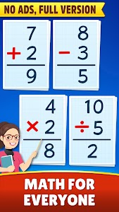 Math Games - Addition, Subtraction, Multiplication 1.2.3