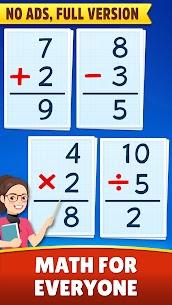 Math Games – Addition, Subtraction, Multiplication Apk Download 1